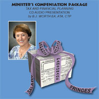 MinisterCompensationPackage